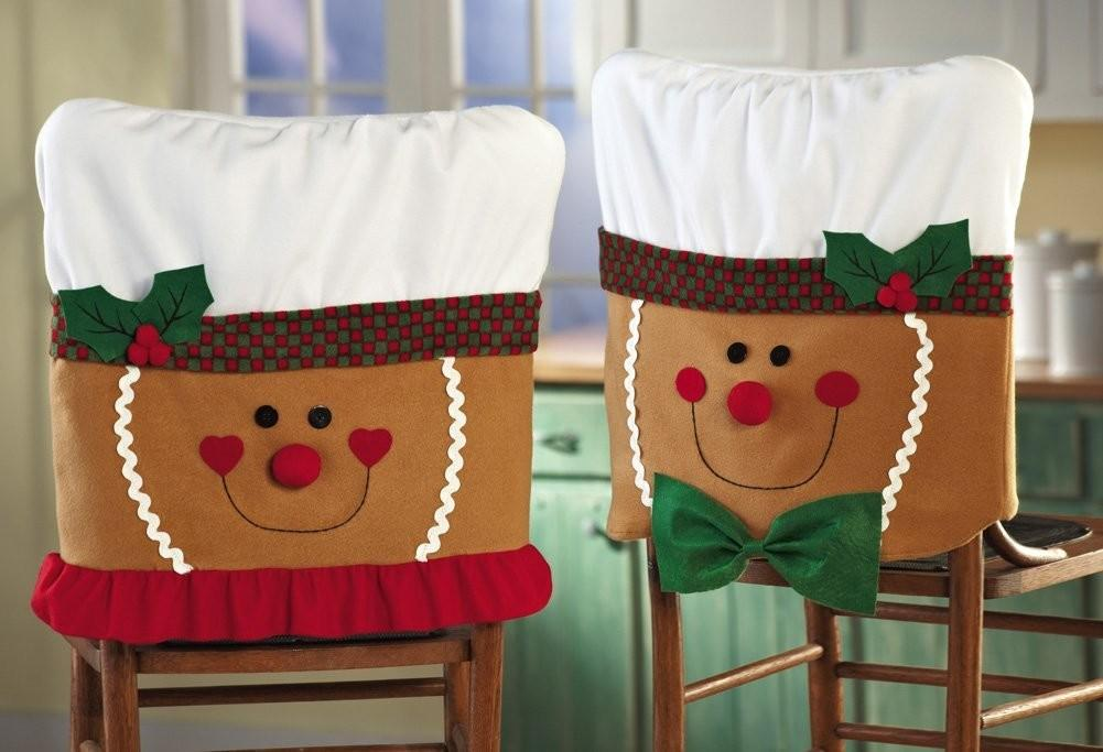 Christmas Holiday Chair Cover Pattern Home Designing