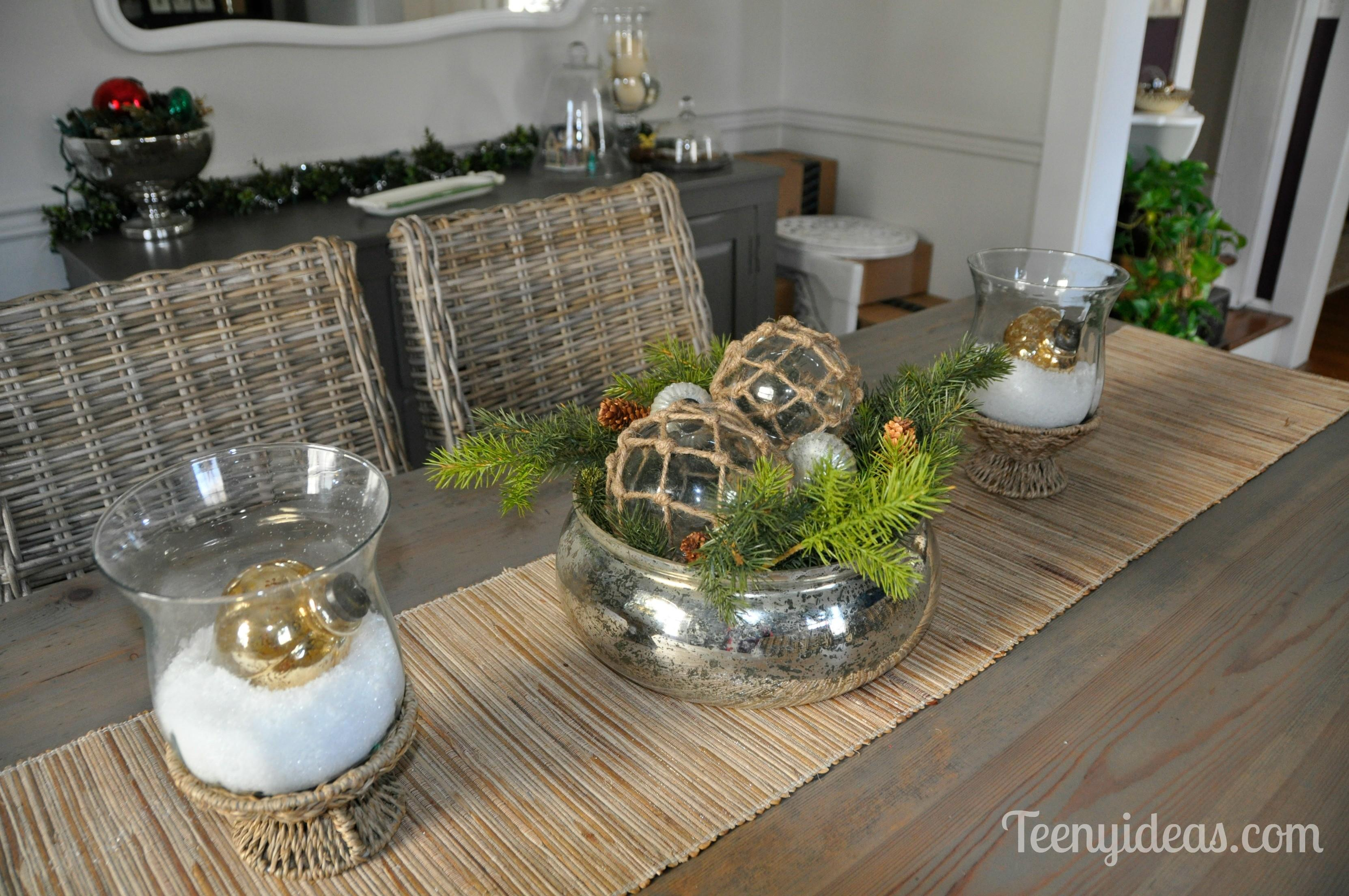 Christmas Home Tour Part Teeny Ideas