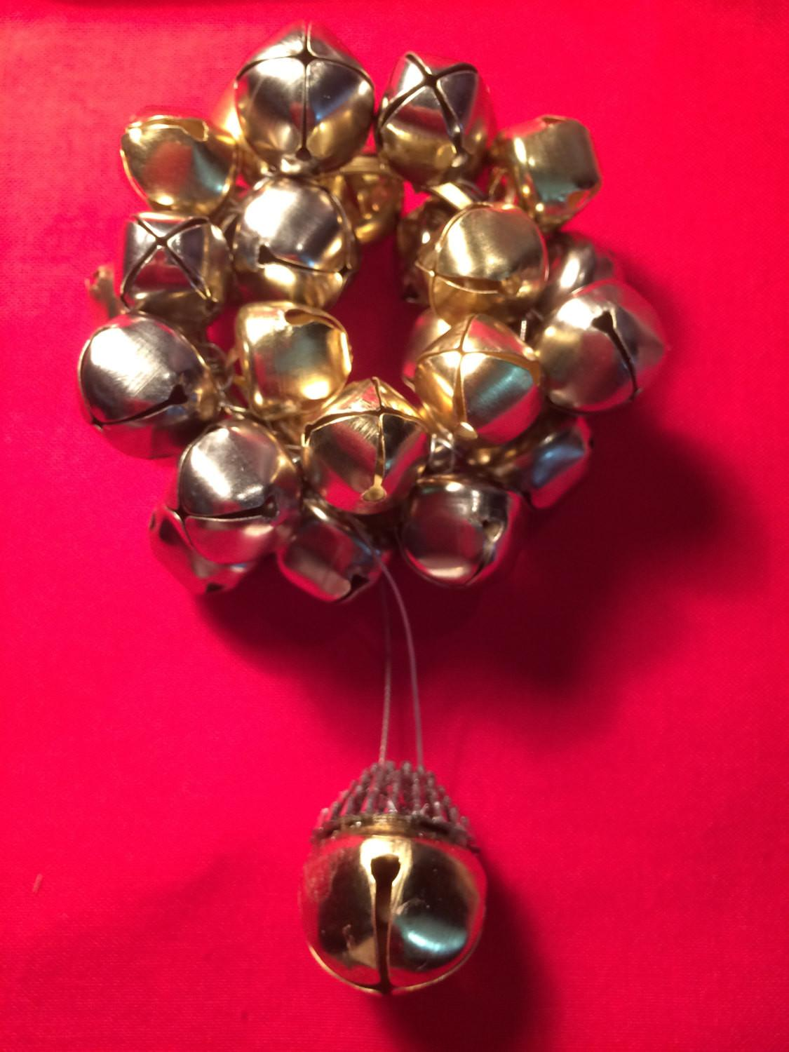 Christmas Napkin Rings Holiday Holders Bell