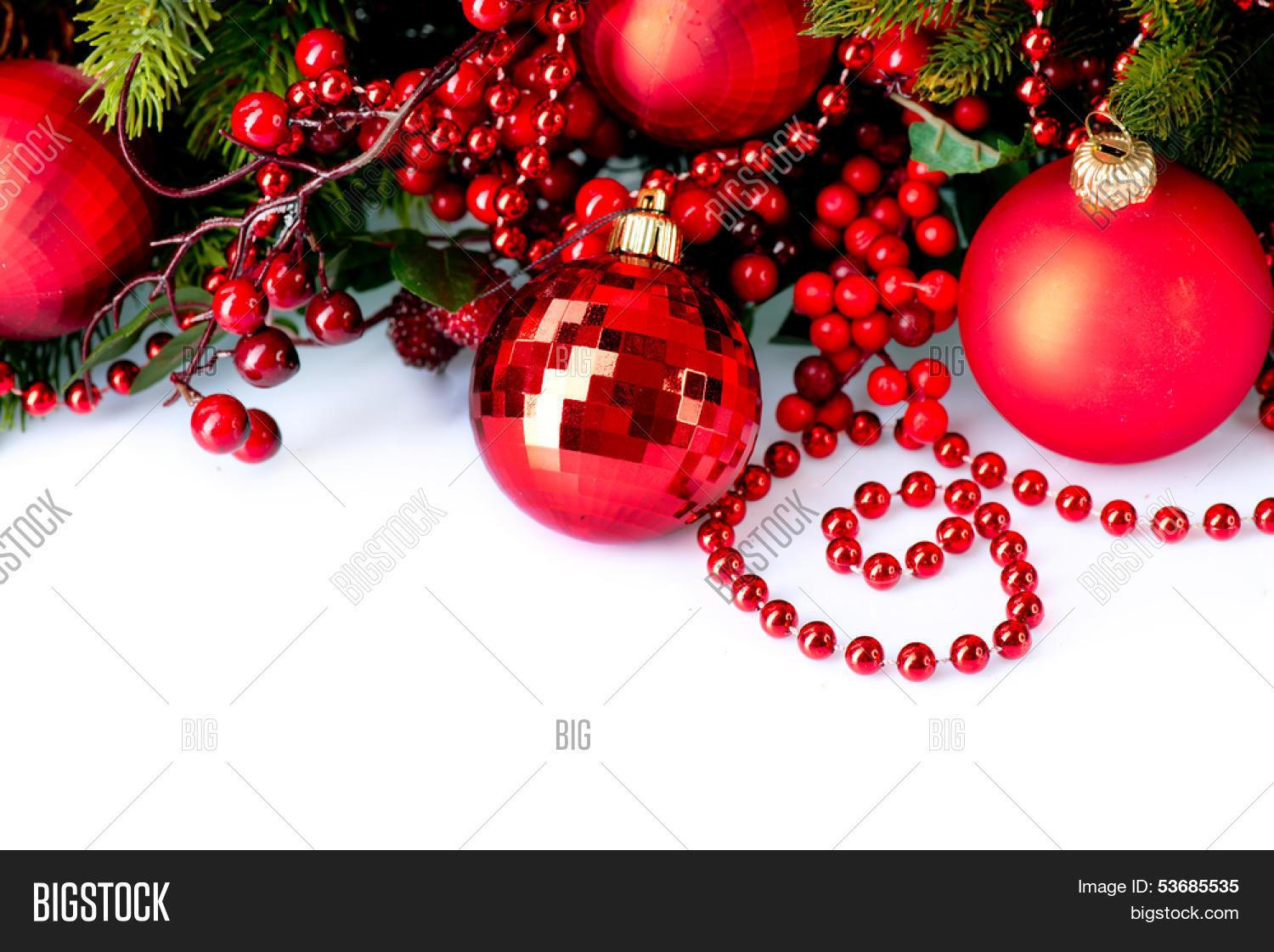 Christmas New Year Bigstock