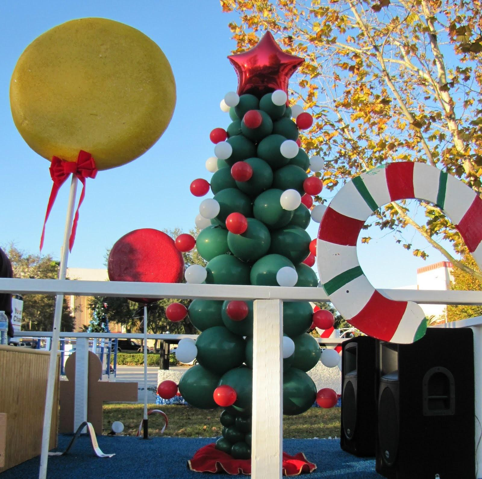 Christmas Parade Float Ideas Days