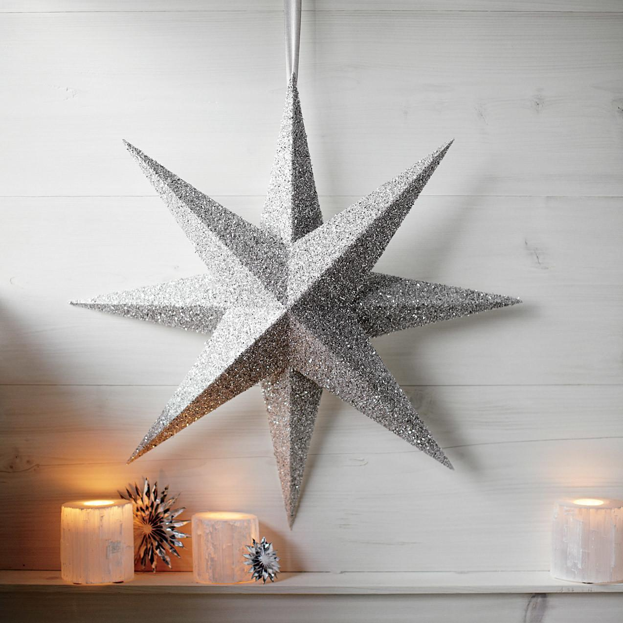Christmas Star Decorations Martha Stewart