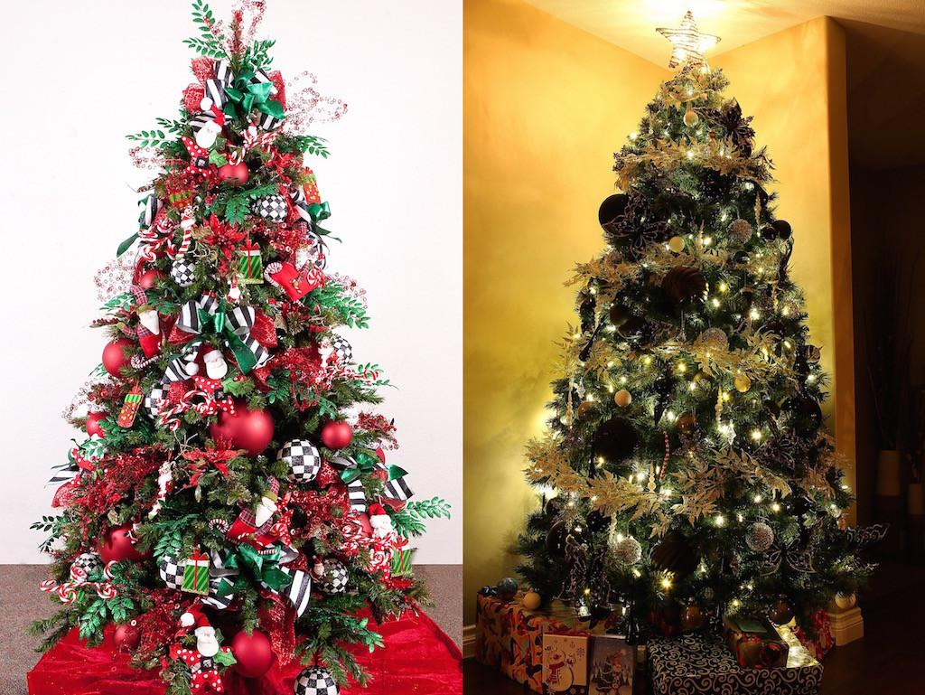 Christmas Tree Decorating Ideas Try Season