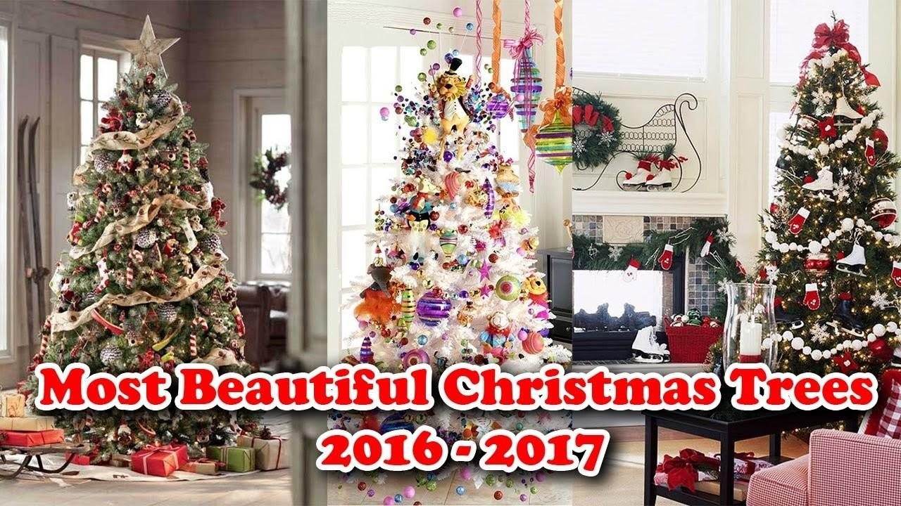 Christmas Tree Decorations 2017 Best Example Business