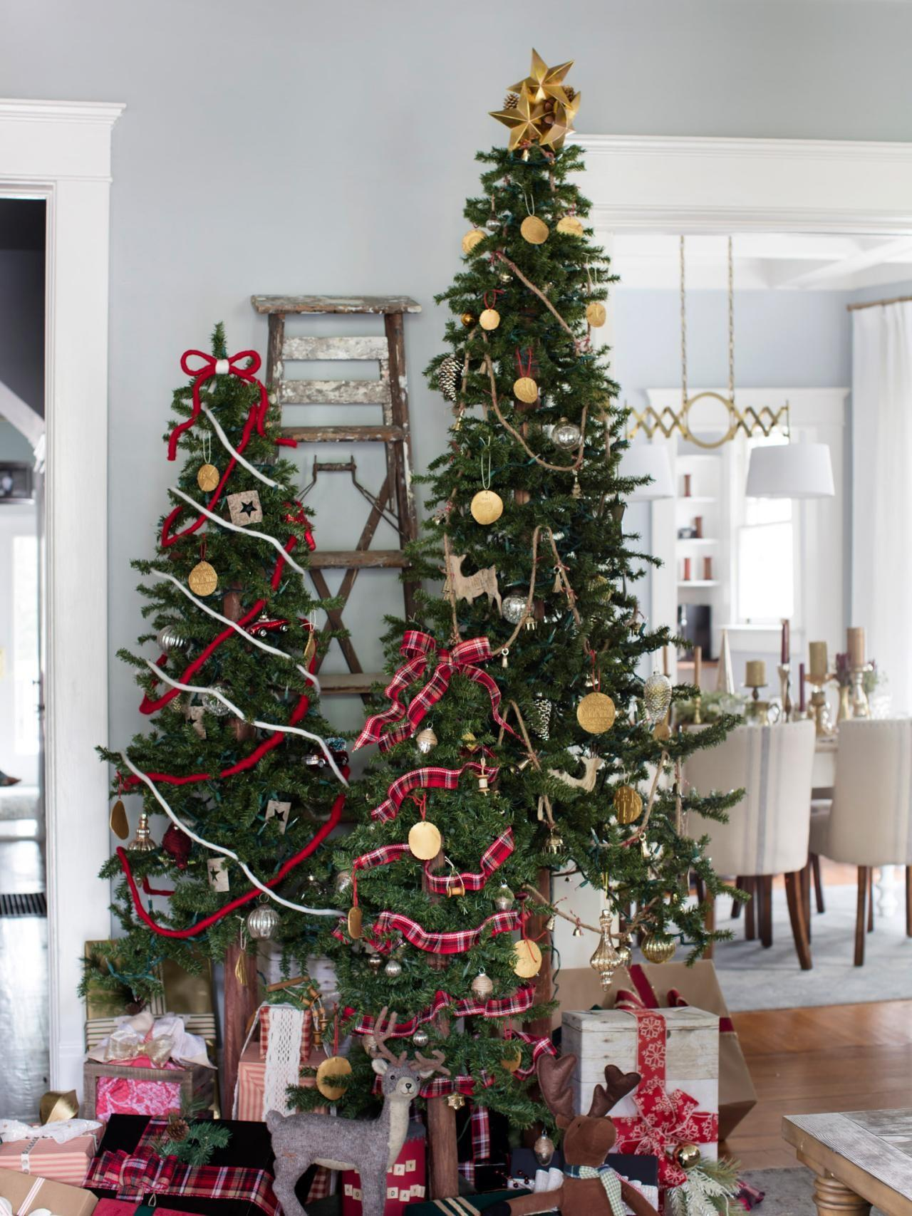 Christmas Trees Three Pack Big Holiday Punch Into
