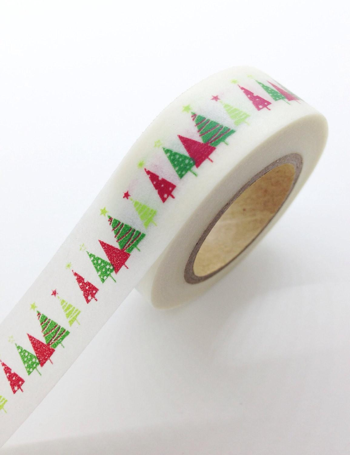 Christmas Washi Tape Holiday