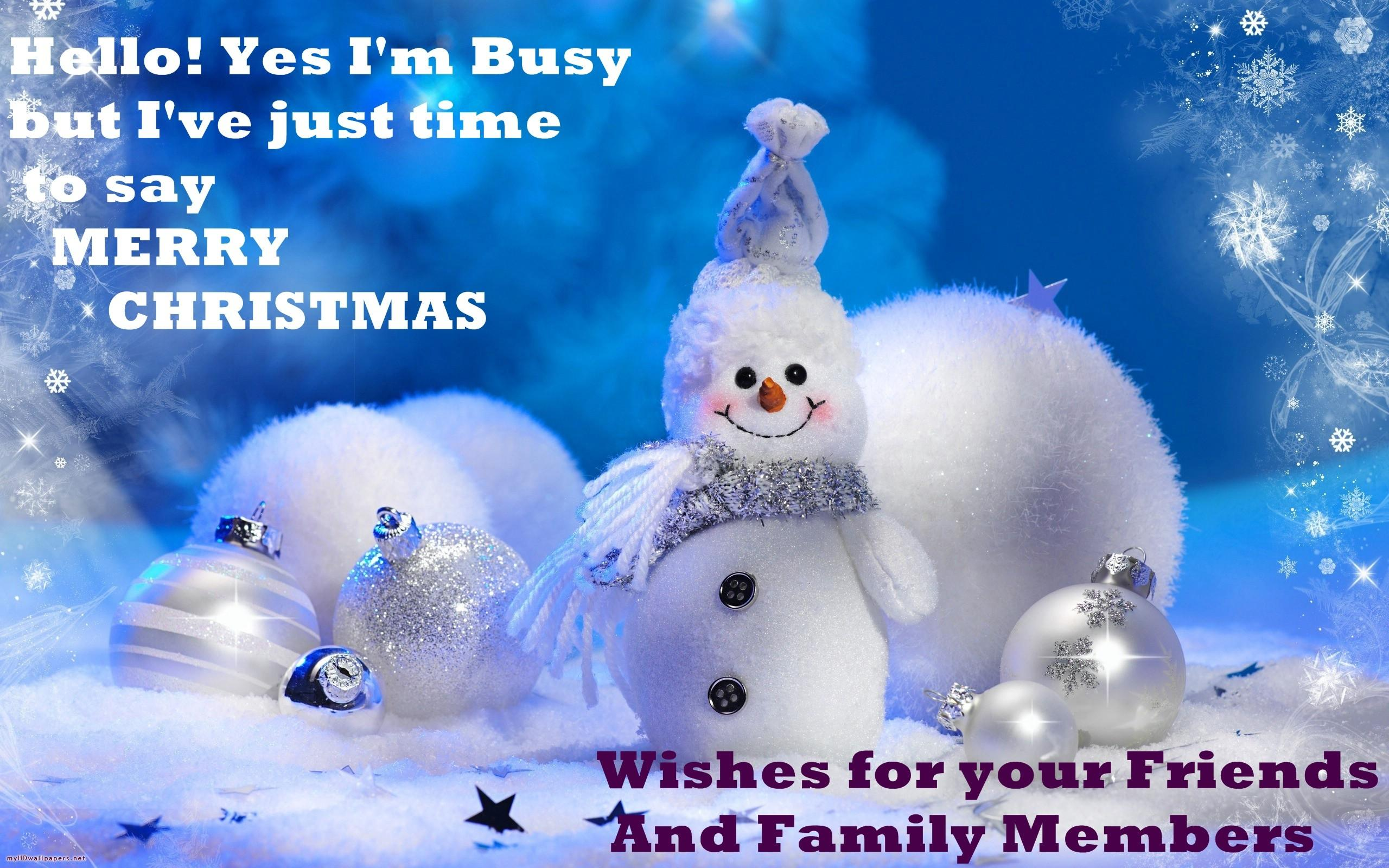 Christmas Wishes Messages Friends