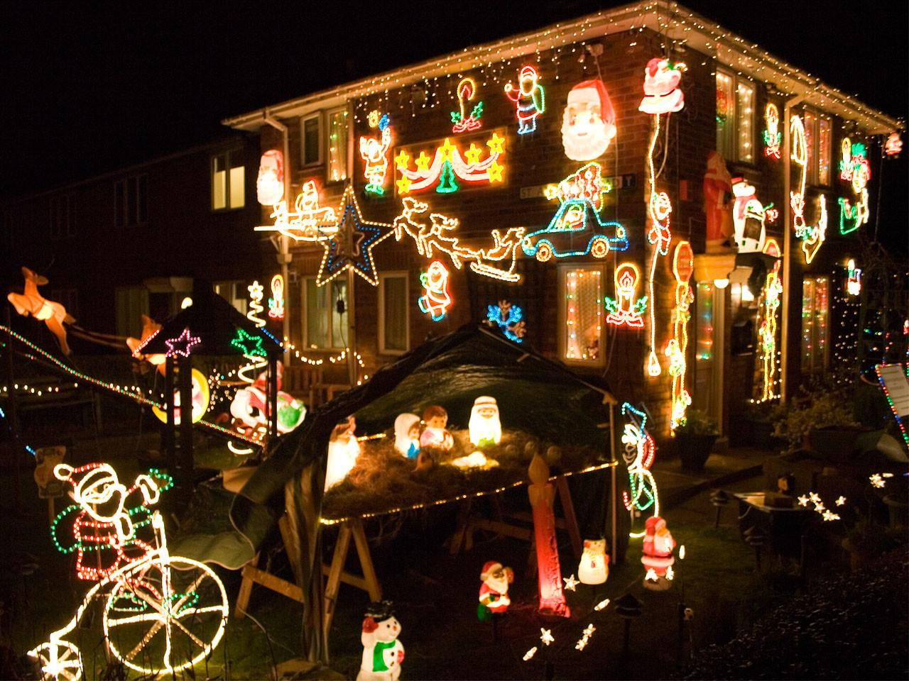 Christmas Yard Decorations Ideas Year