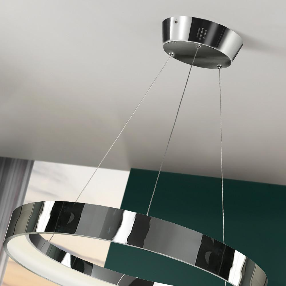 Chrome Pendant Light Home Design