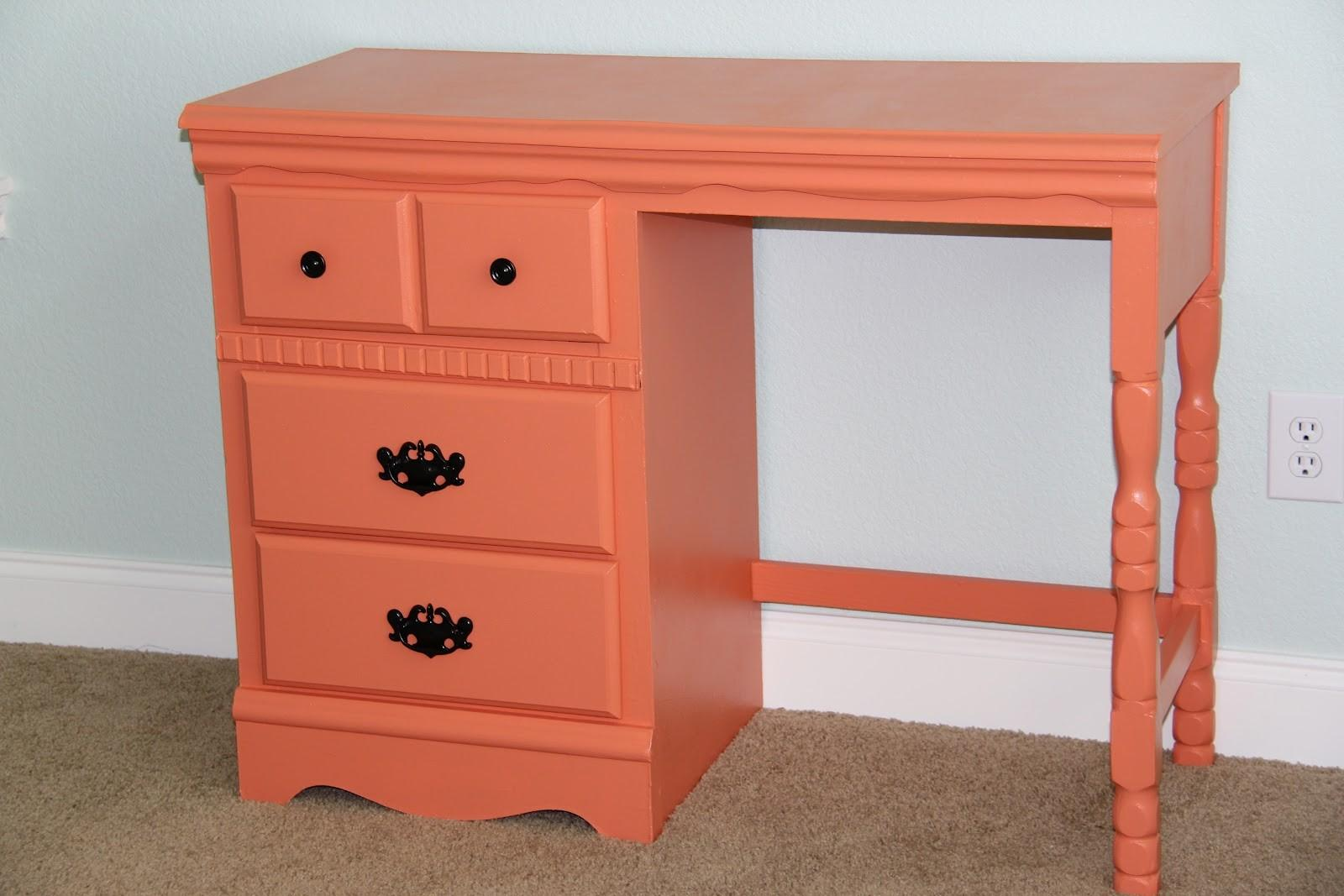 Chronicles Ruthie Hart Diy Desk Makeover