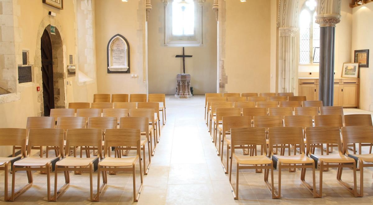 Church Chairs Furniture Benches Stacking