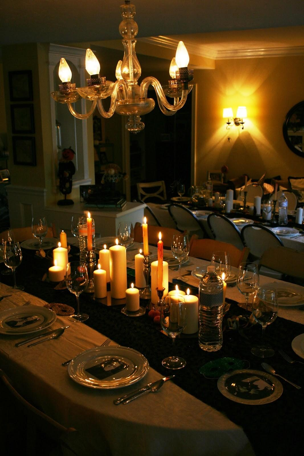 Ciao Newport Beach Halloween Dinner Party Preview