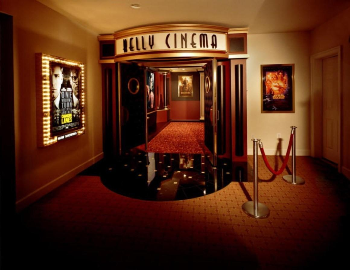 Cinema Quality Home Theater Ideas Furnishmyway Blog