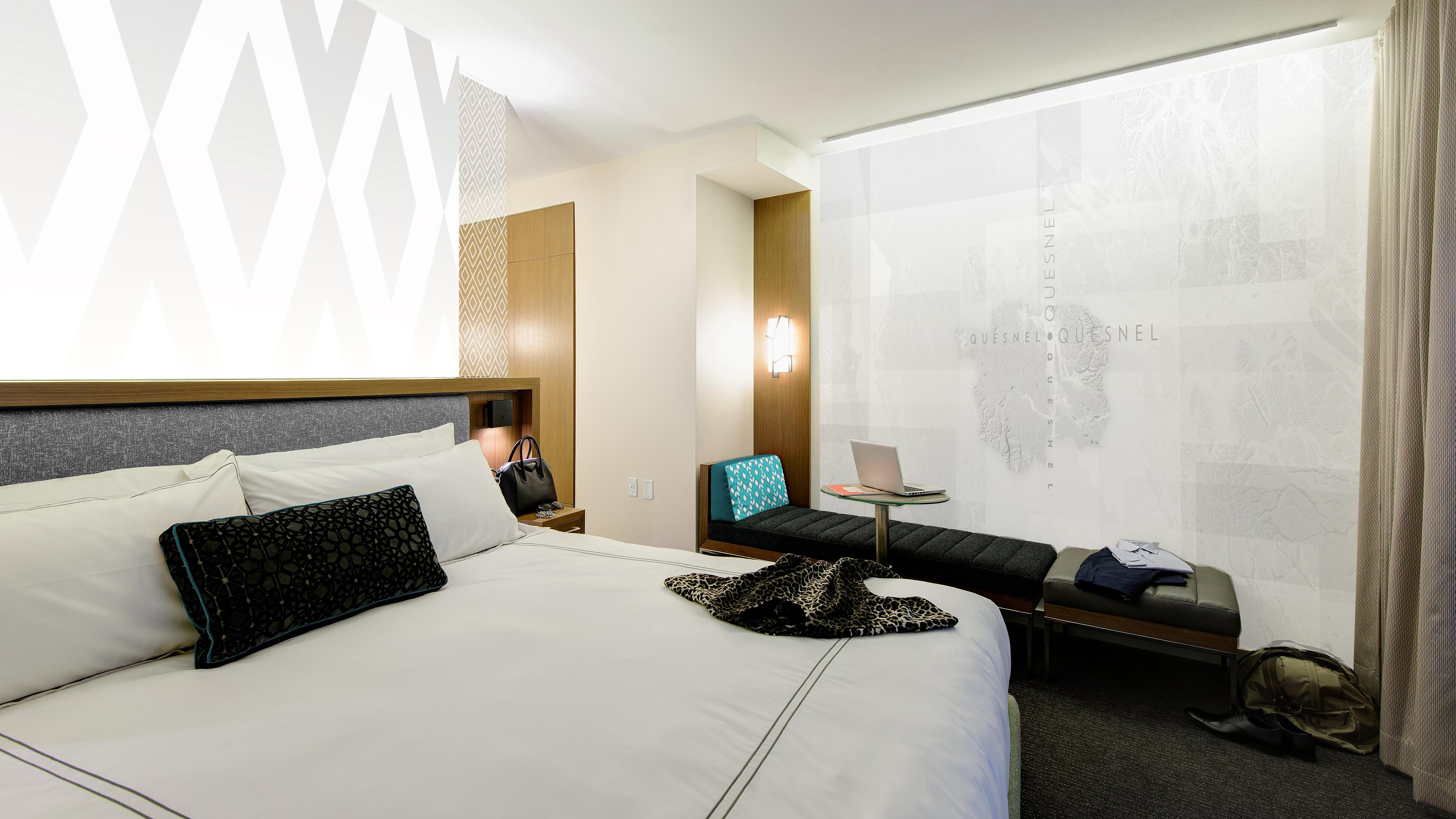 Civic Hotel Adopts Best Room Hospitality Technology Trends