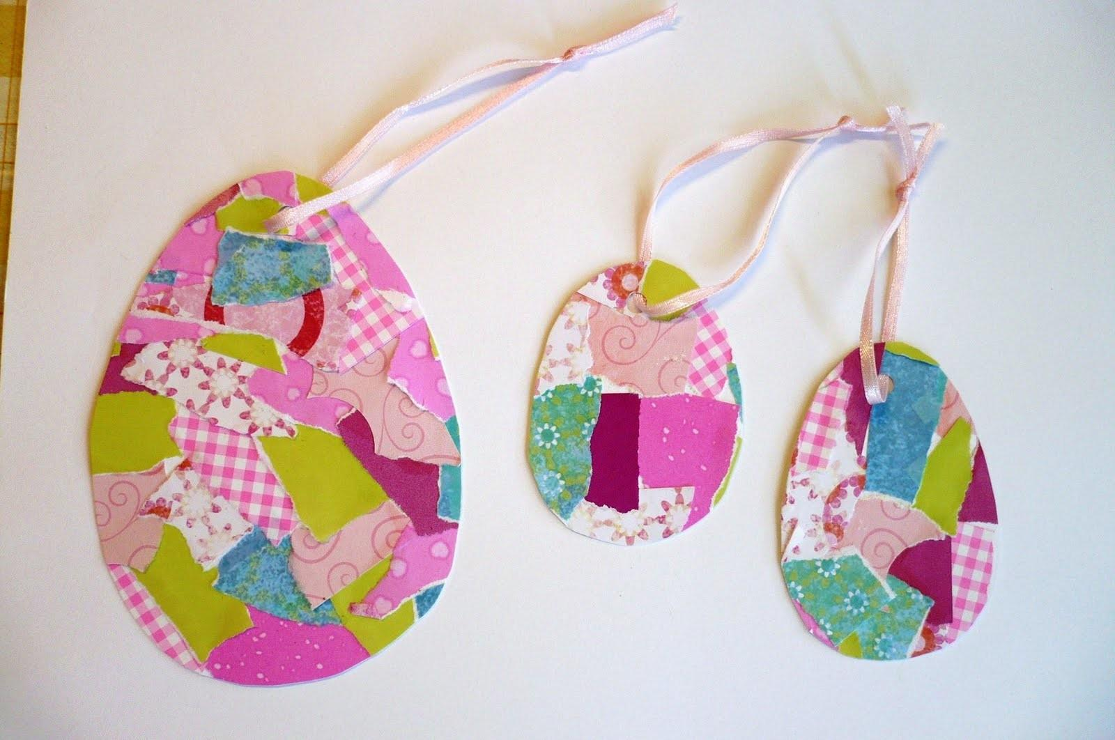 Clare Craftroom Easy Easter Craft Kids