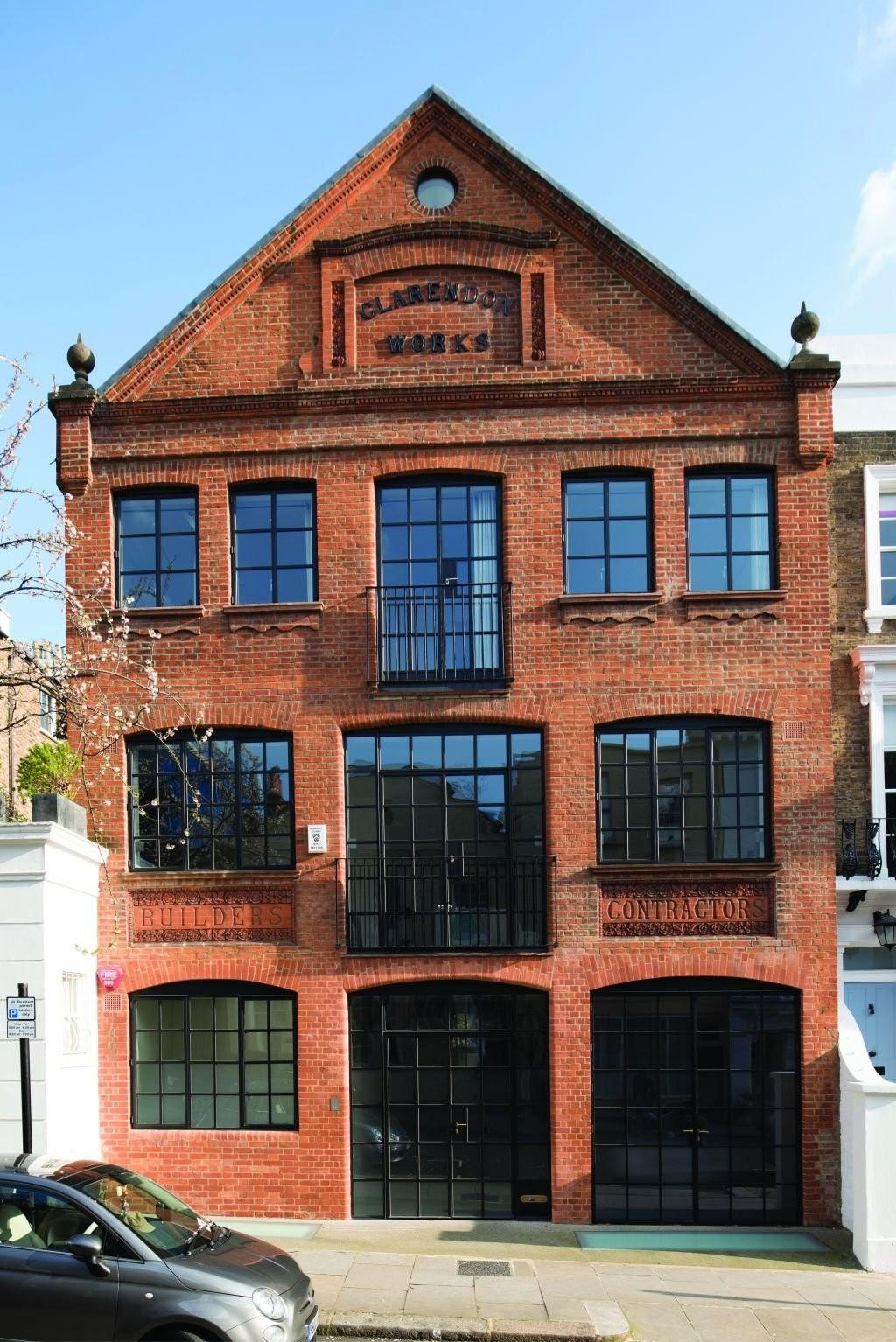 Clarendon Works Notting Hill Inside W11 Quirkiest