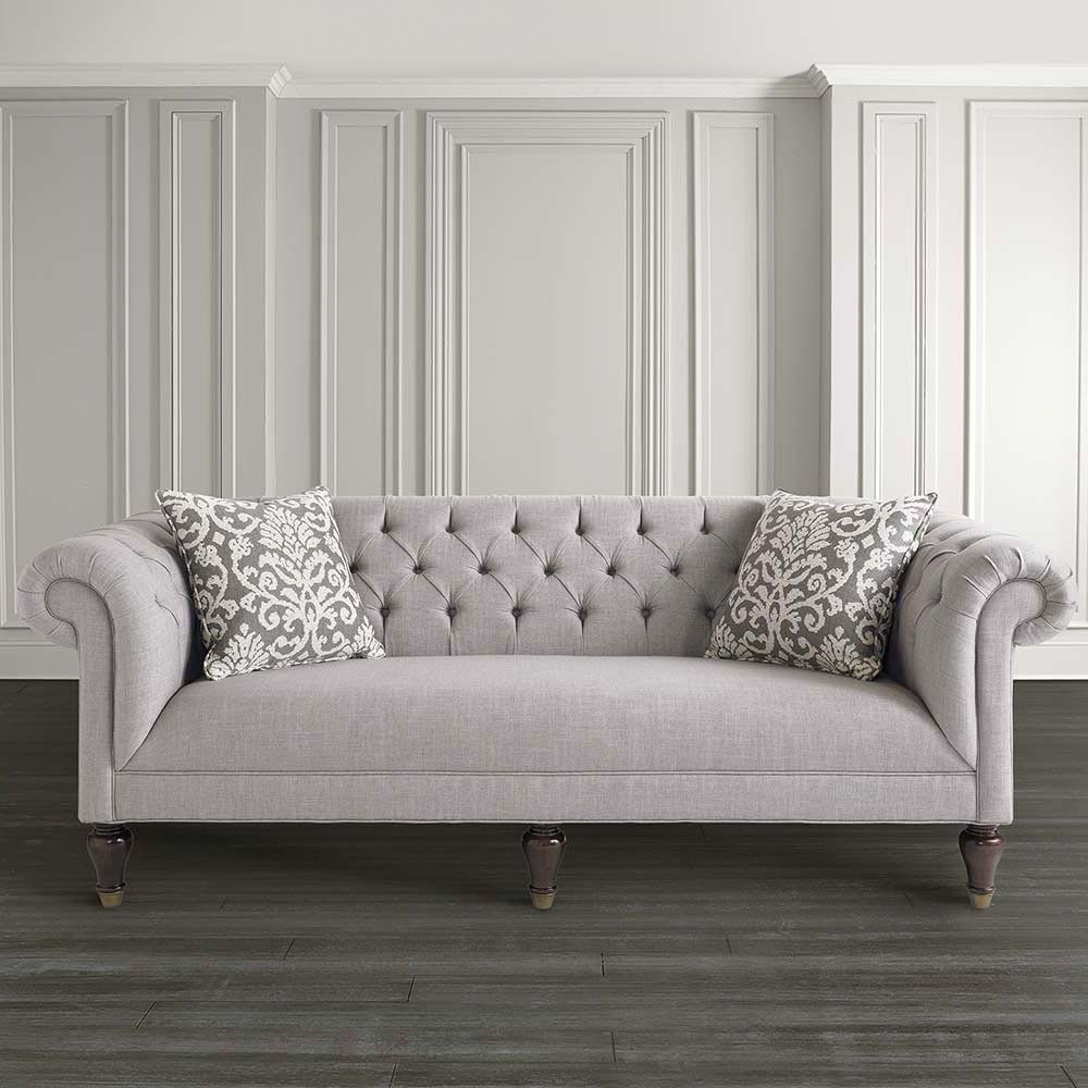 Classic Chesterfield Style Sofa