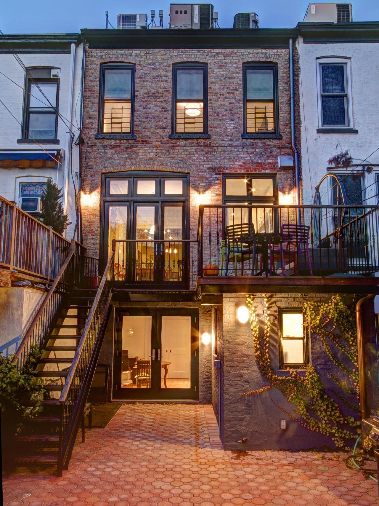 Classic Gets Brooklyn Brownstone Ben
