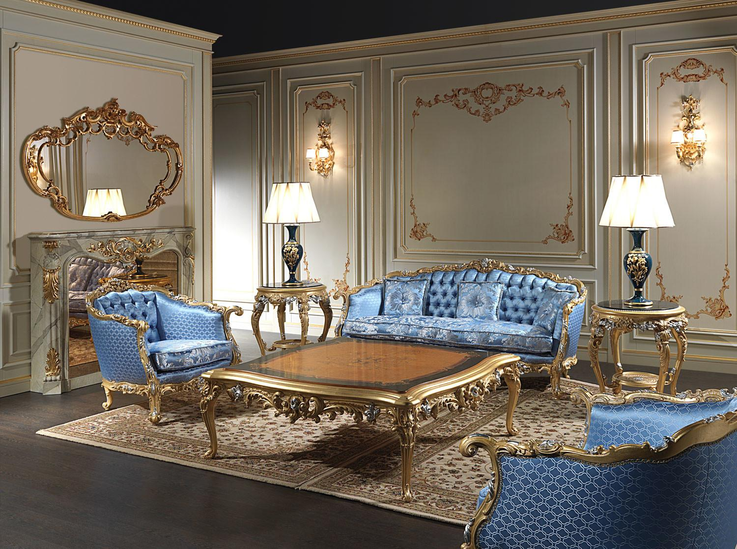 Classic Luxury Living Rooms Exclusive Collections Made