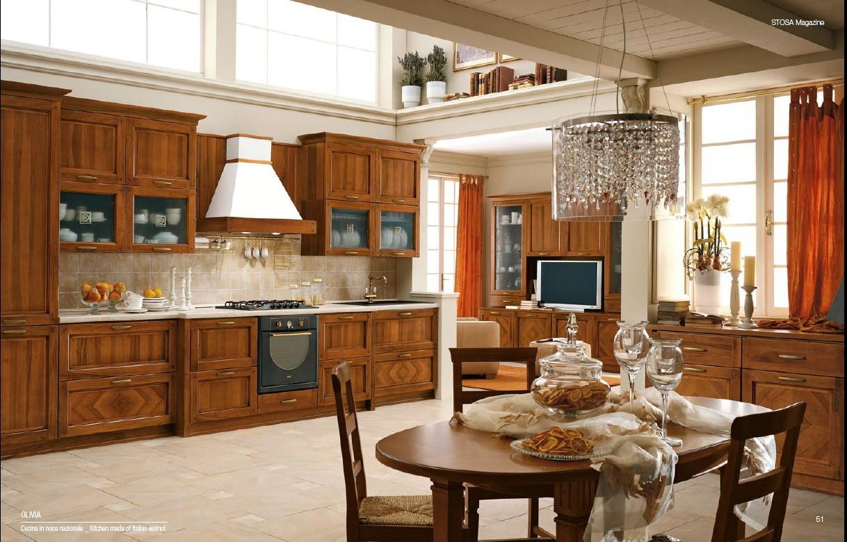 Classical Style Kitchens Stosa
