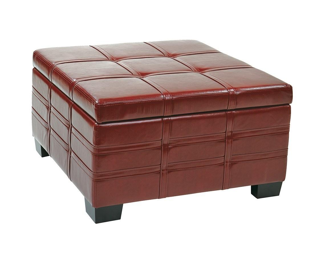 Classy Coffee Table Ottoman Seating Designs