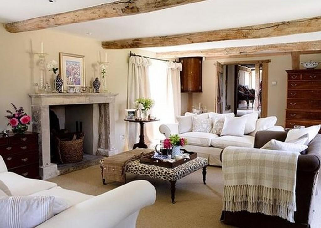 Classy Cool English European Farmhouse Decorating Ideas