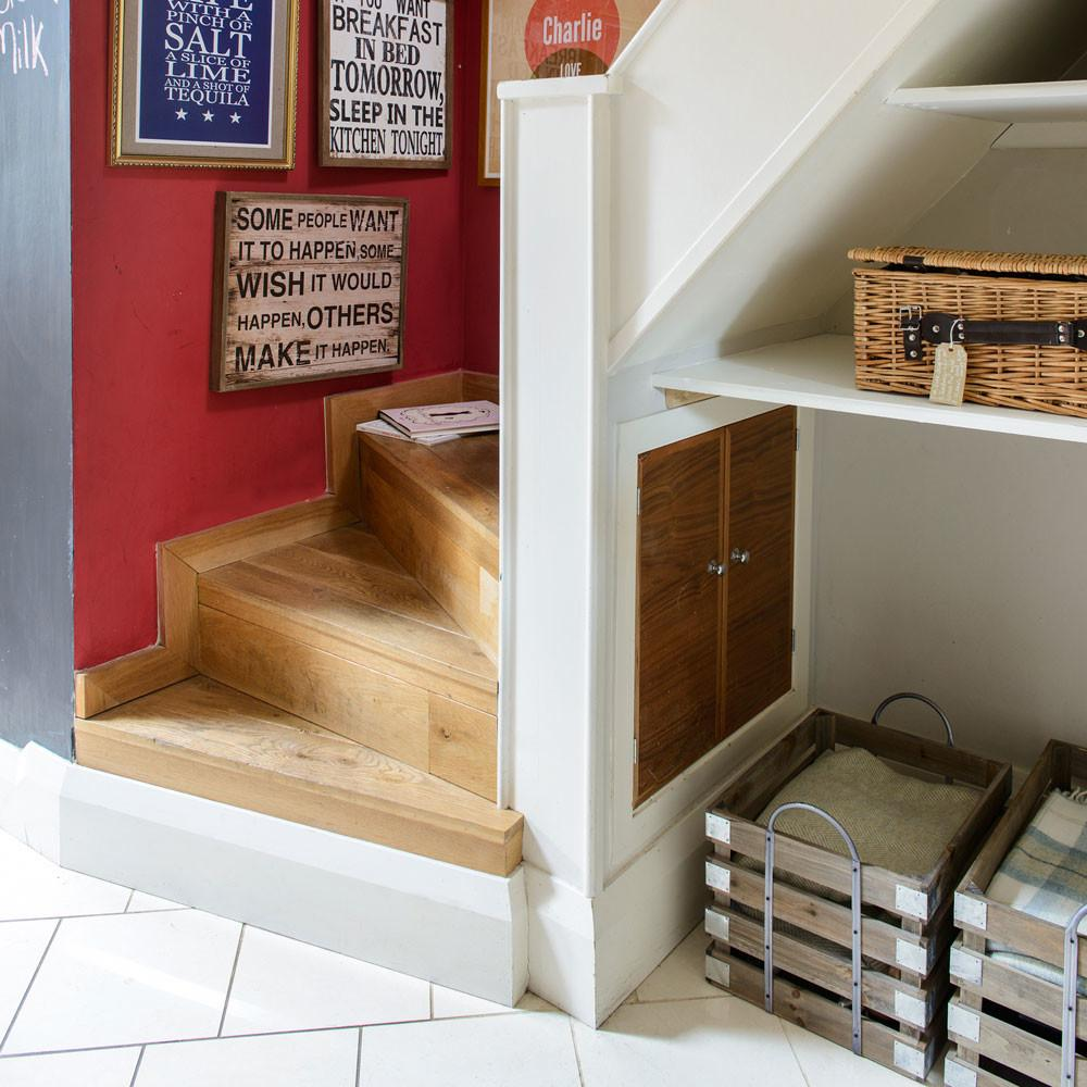 Claw Back Space Clever Under Stair Storage