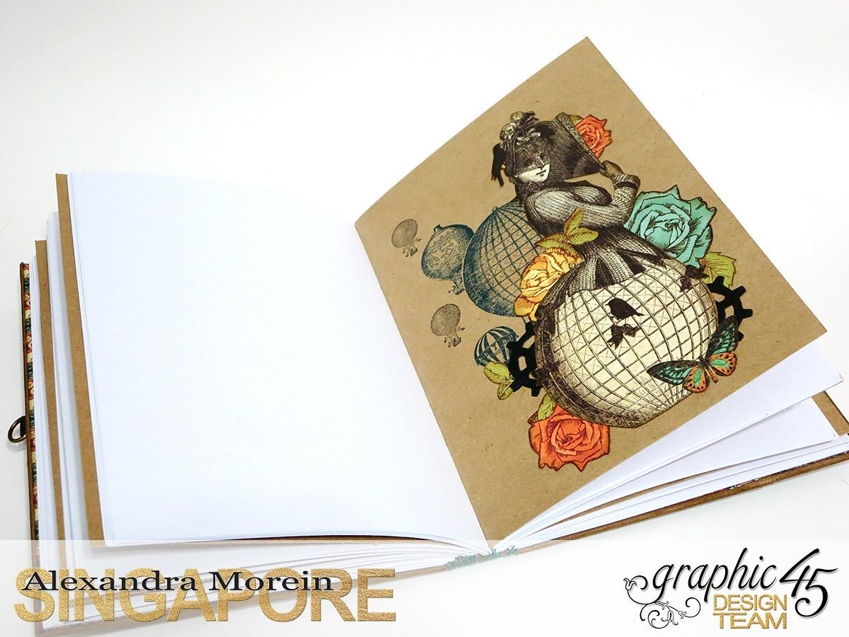 Clayguana Diy Notebook Steampunk Debutante