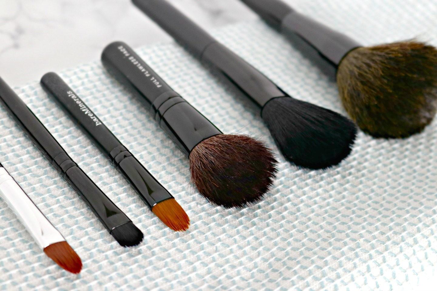 Clean Makeup Brushes Tutorial Ehow