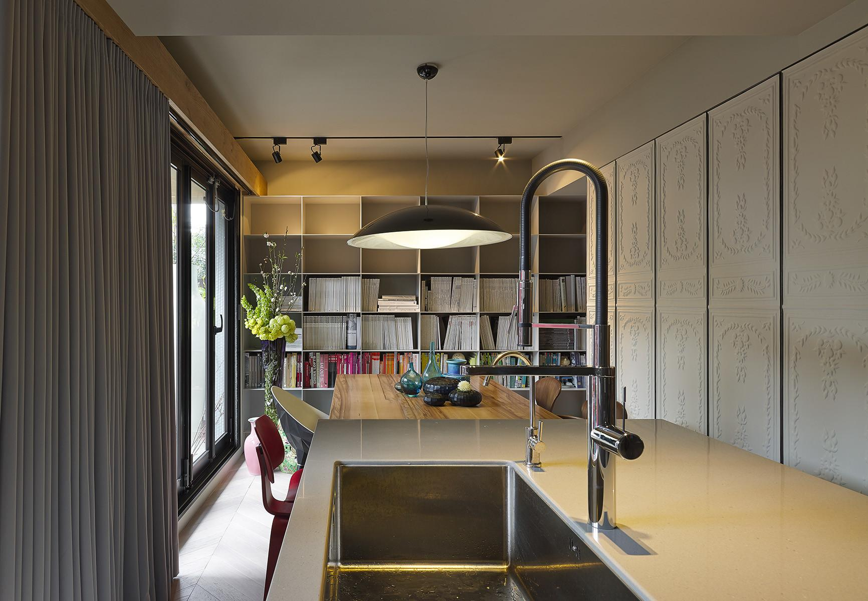 Clean Modern Kitchen Interior Design Ideas