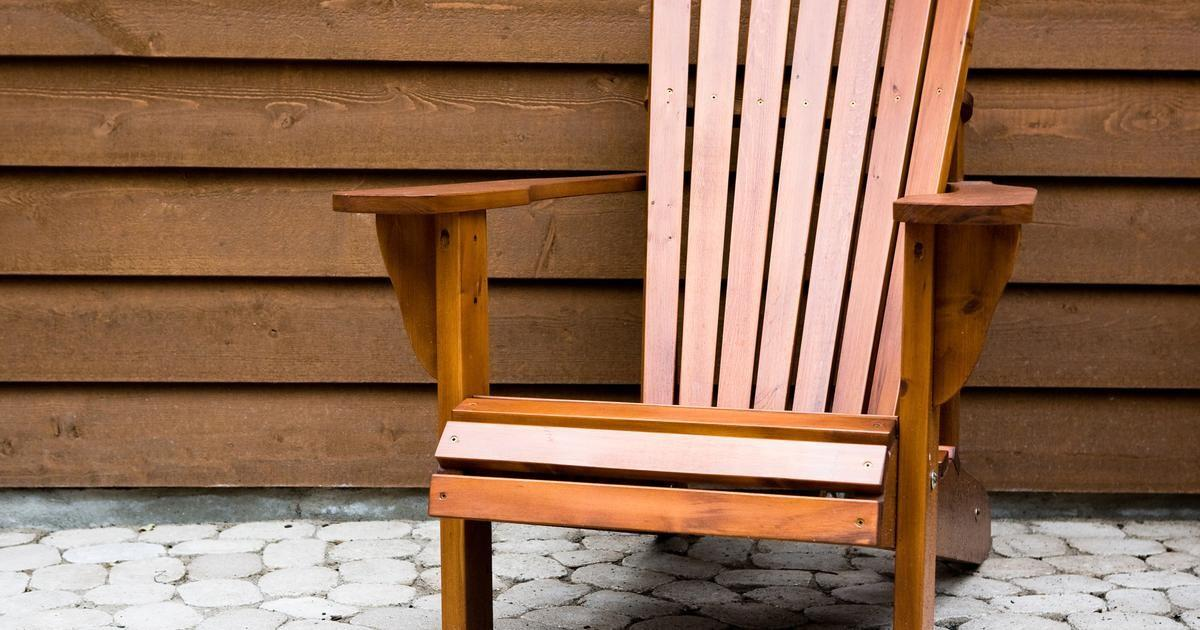 Clean Outdoor Wooden Furniture Ehow