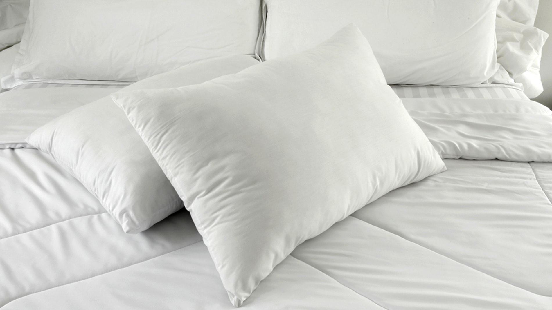 Clean Pillows Today Can Wash Your