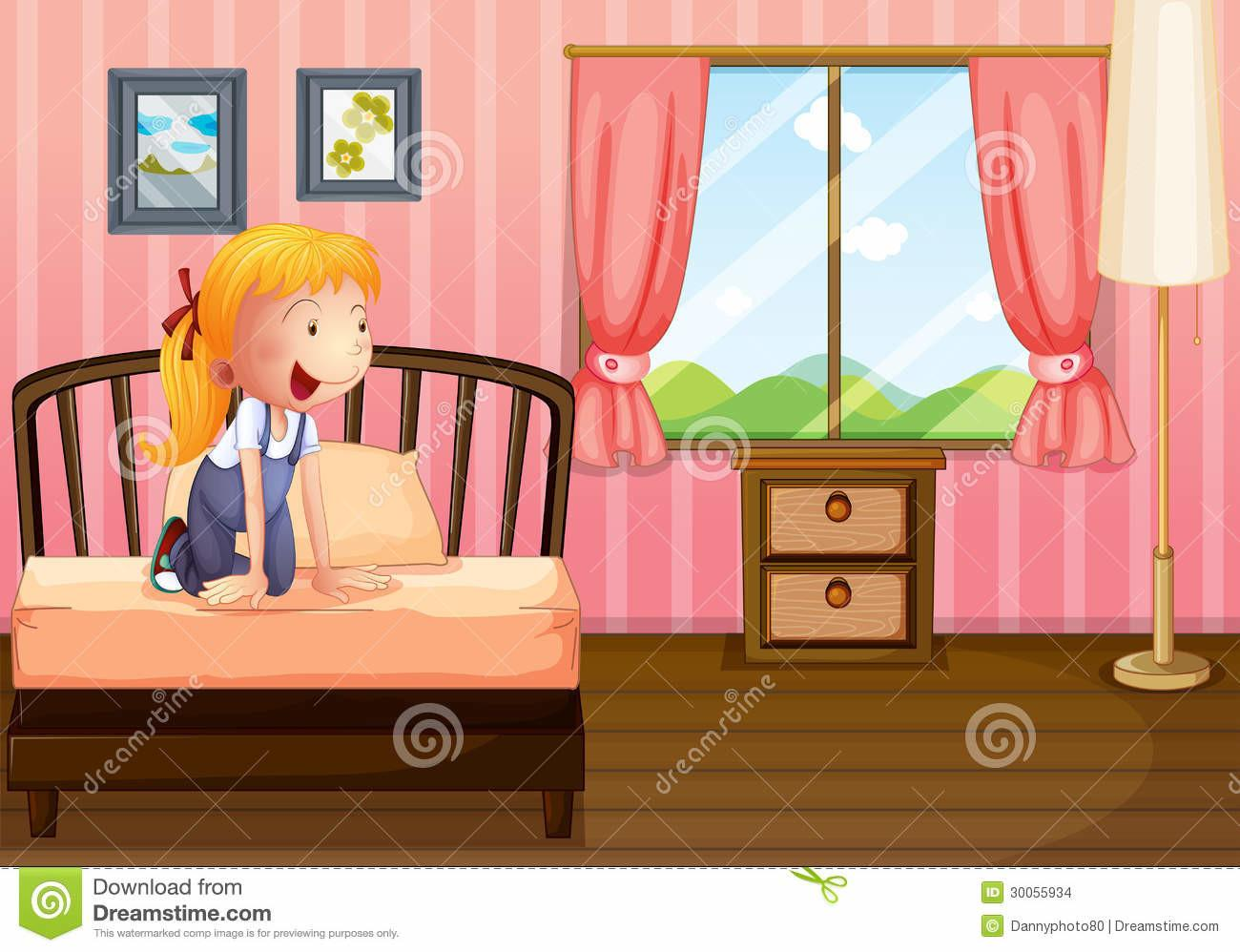 Clean Room Clipart