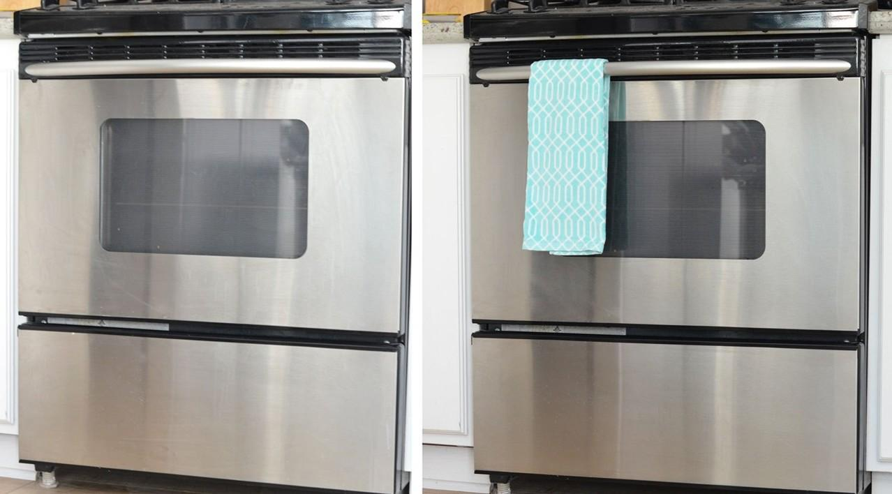 Clean Stainless Steel Appliances Correctly