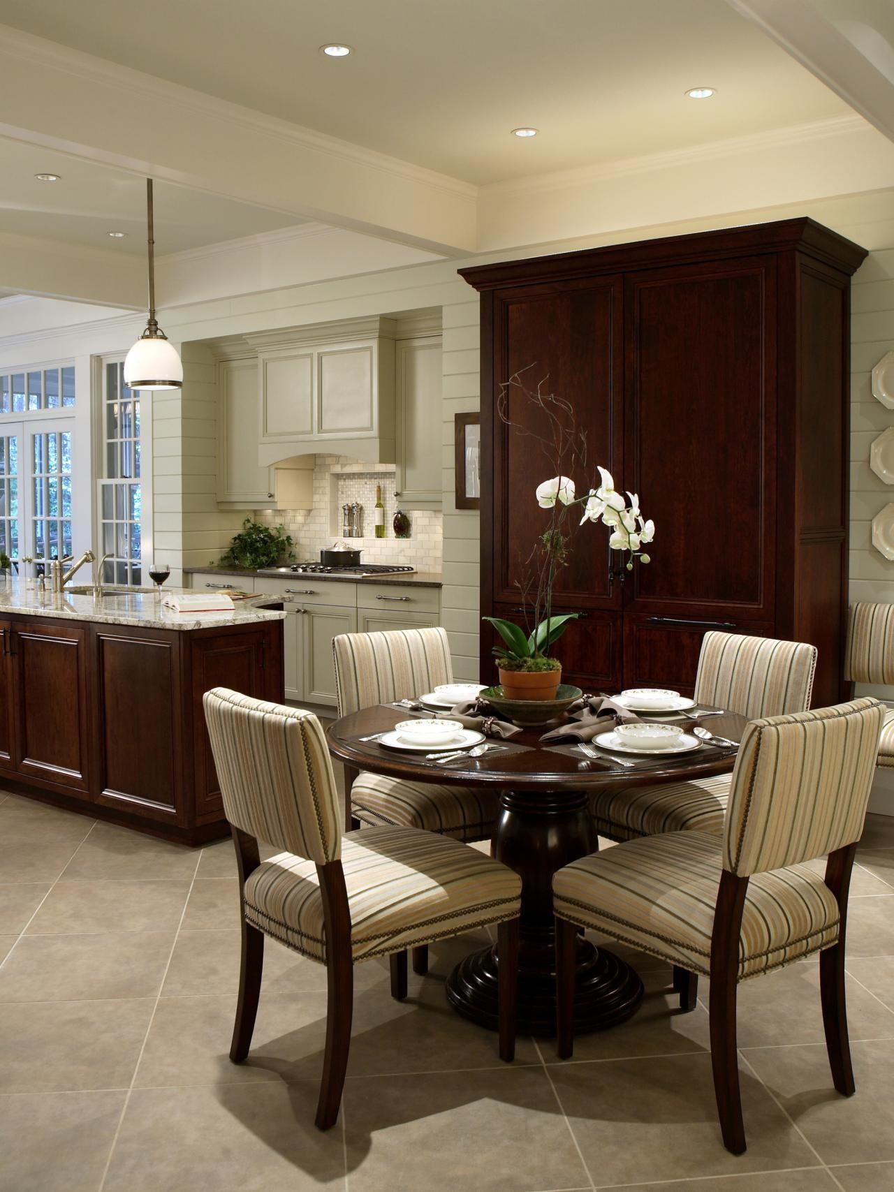 Clean Wood Kitchen Table Ideas