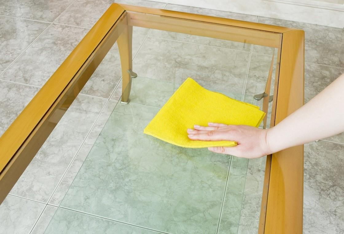 Clean Your Glass Furniture Look Like New Fab