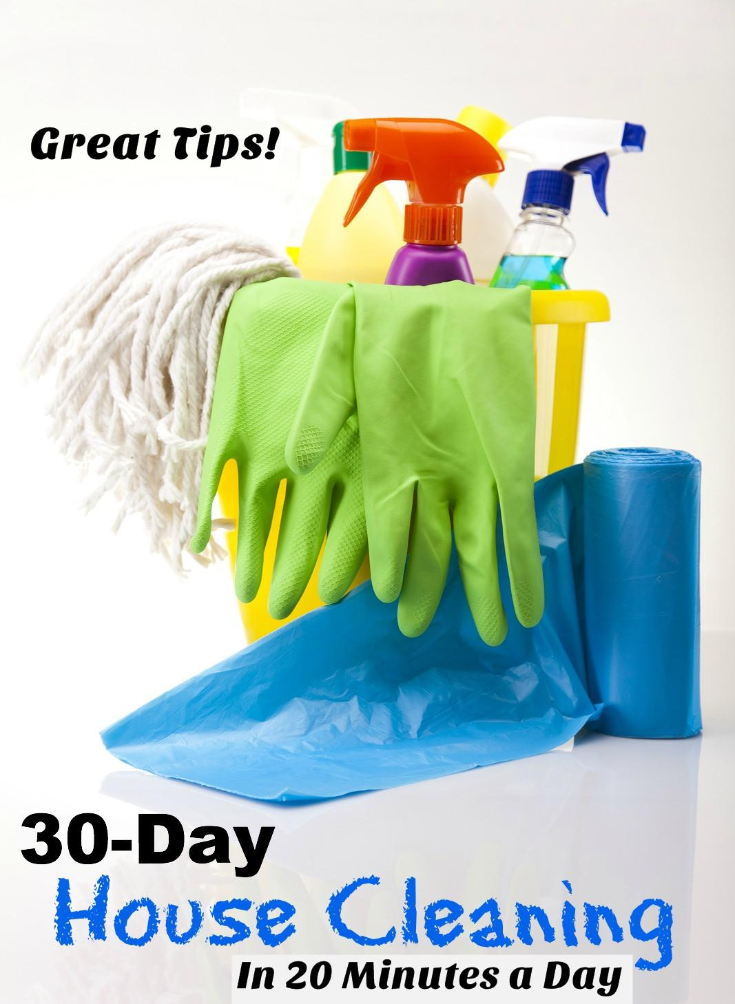Clean Your House Day
