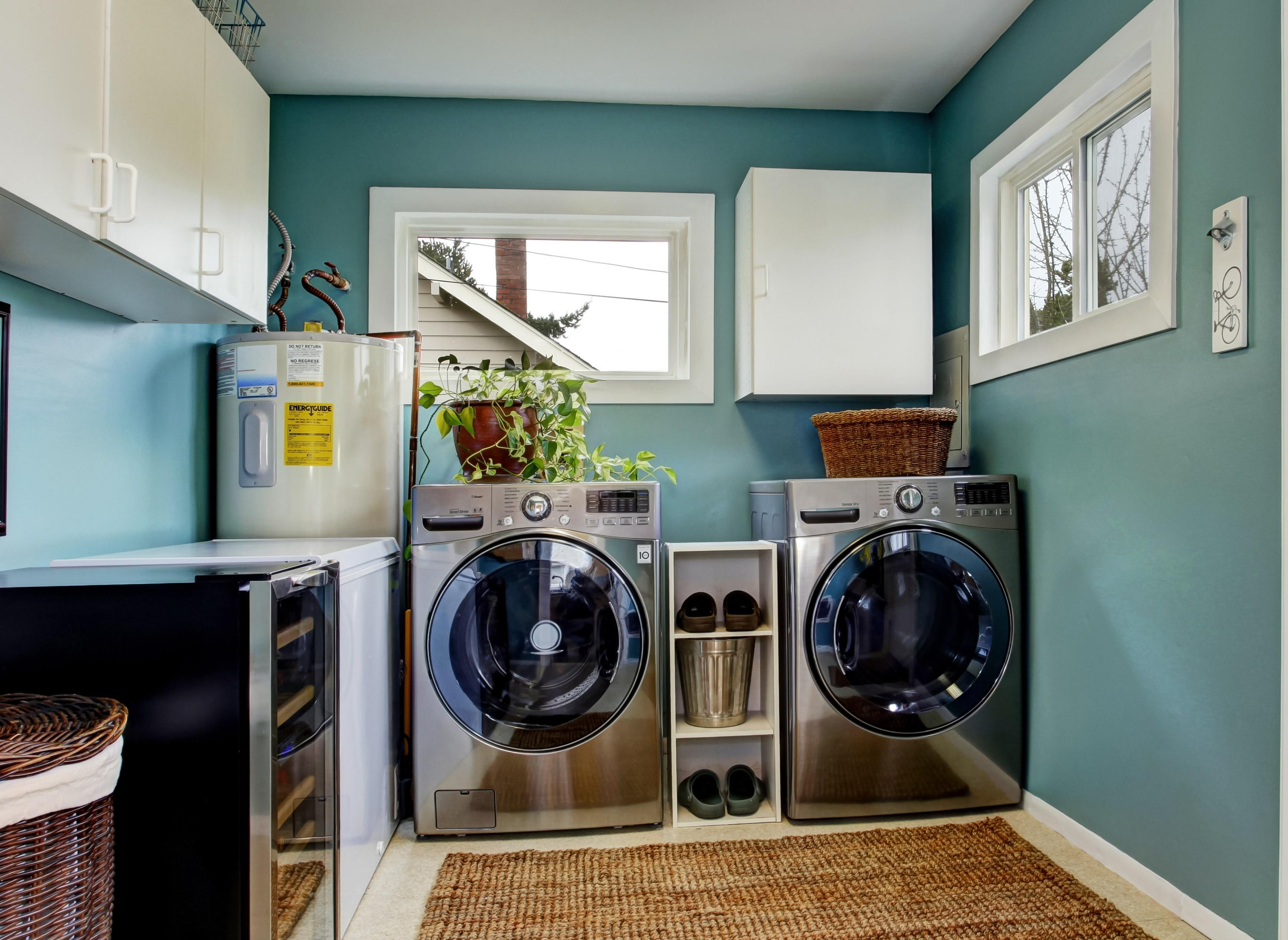 Clean Your Laundry Room Using Green Cleaning