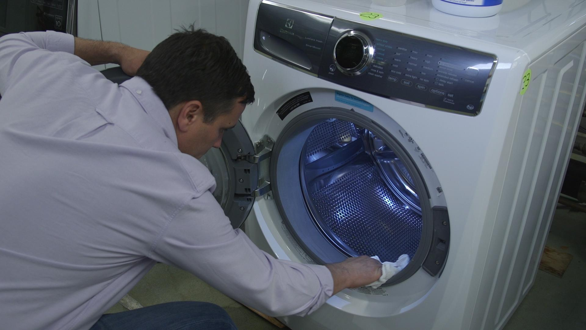 Clean Your Washing Machine Consumer Reports