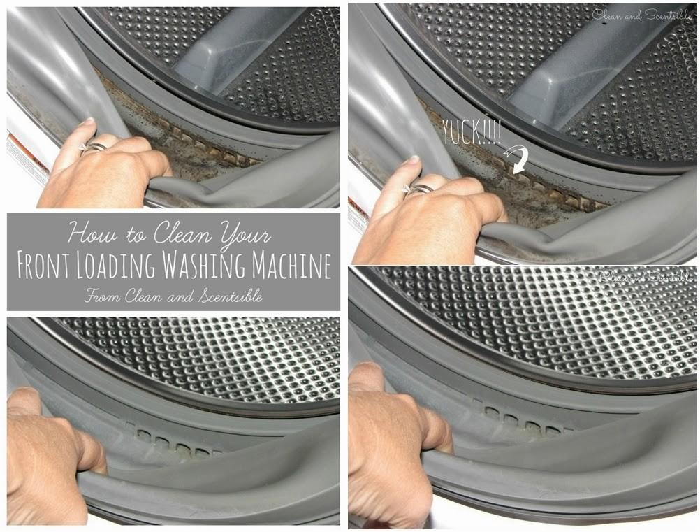 Clean Your Washing Machine Diy Craft Projects