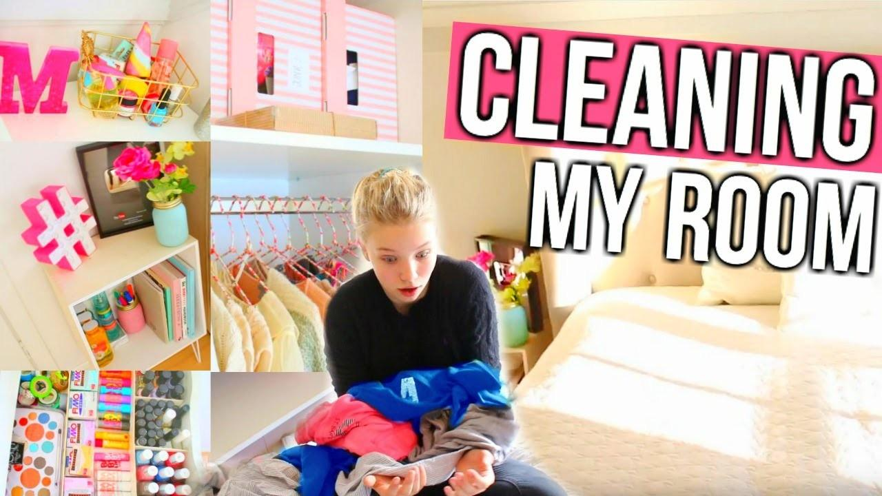 Cleaning Room Best Organization Tips