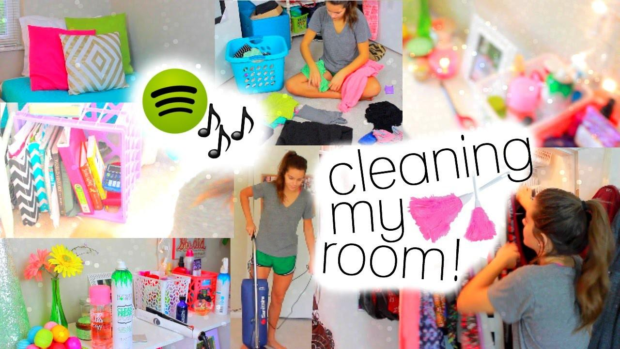 Cleaning Room Tips Tricks