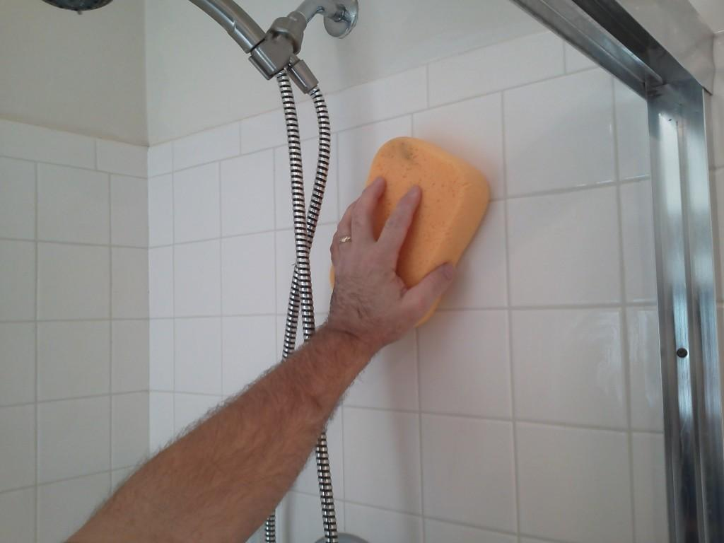 Cleaning Shower Grout Clean Tile