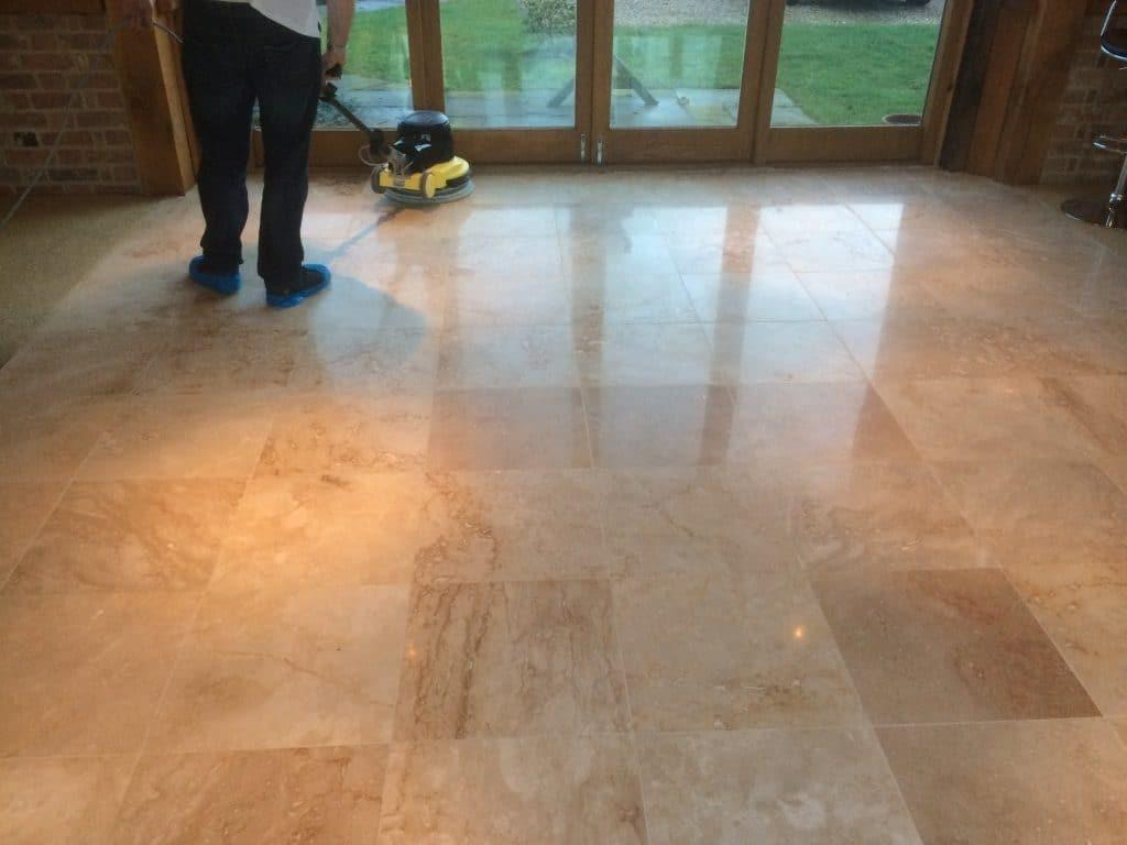 Cleaning Travertine Don Clean