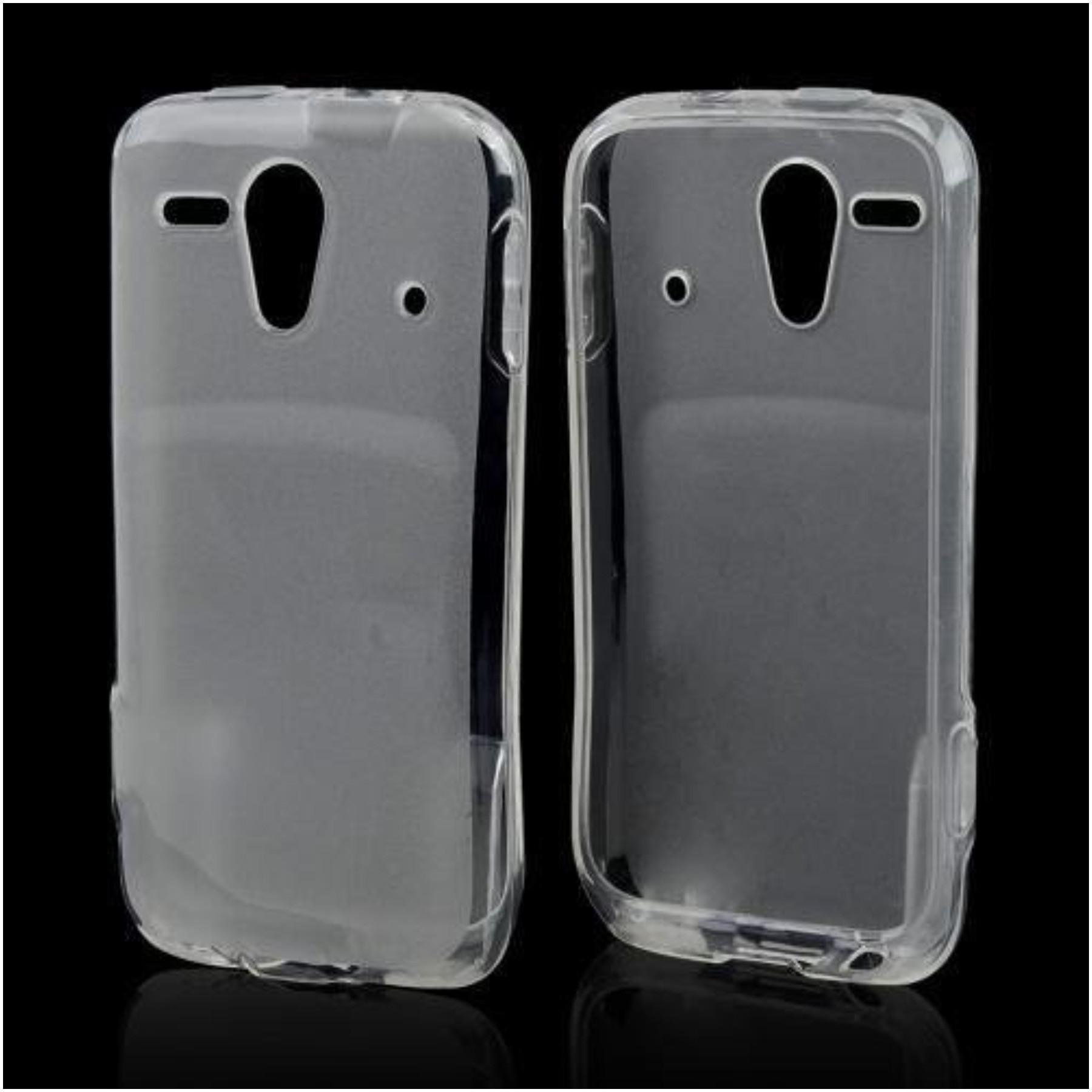 Clear Kyocera Hydro Edge Tpu Gel Case Cover Anti Slip