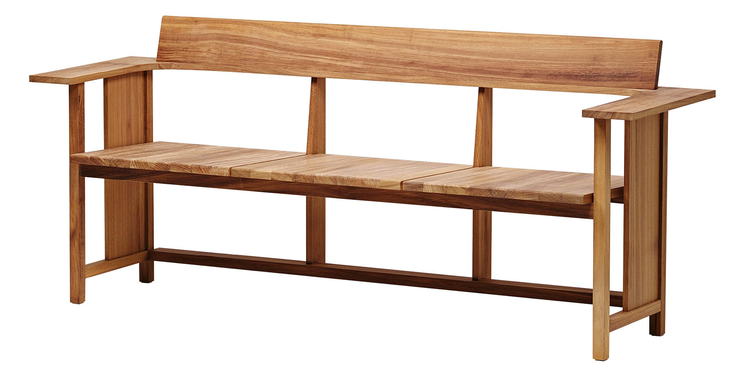 Clerici Outdoor Bench Backrest Seaters 196