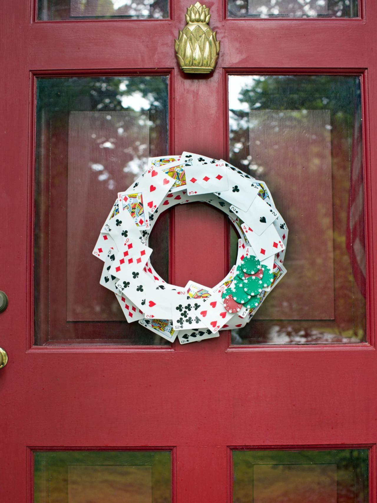 Clever Kitschy Holiday Wreath Ideas Easy Crafts