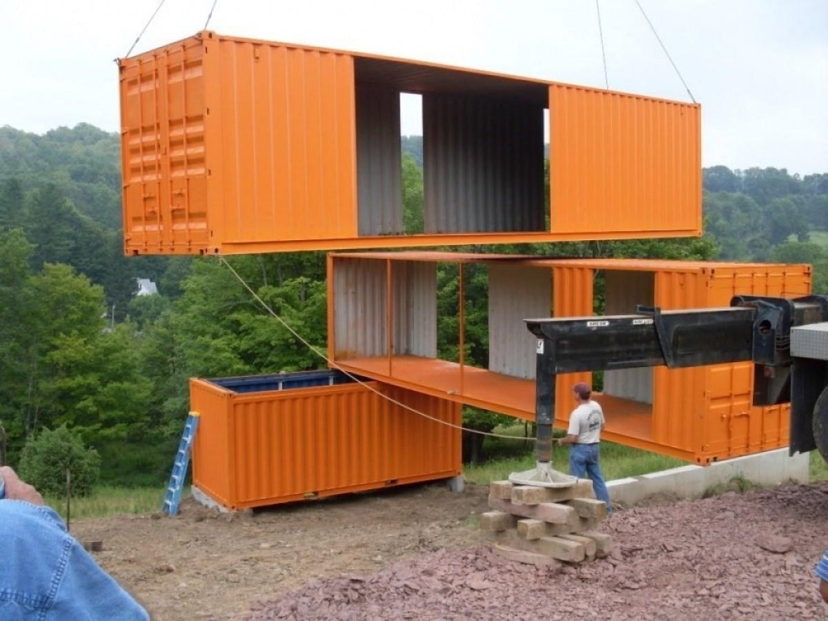 Clever Mad Home Interior Shipping Container Homes