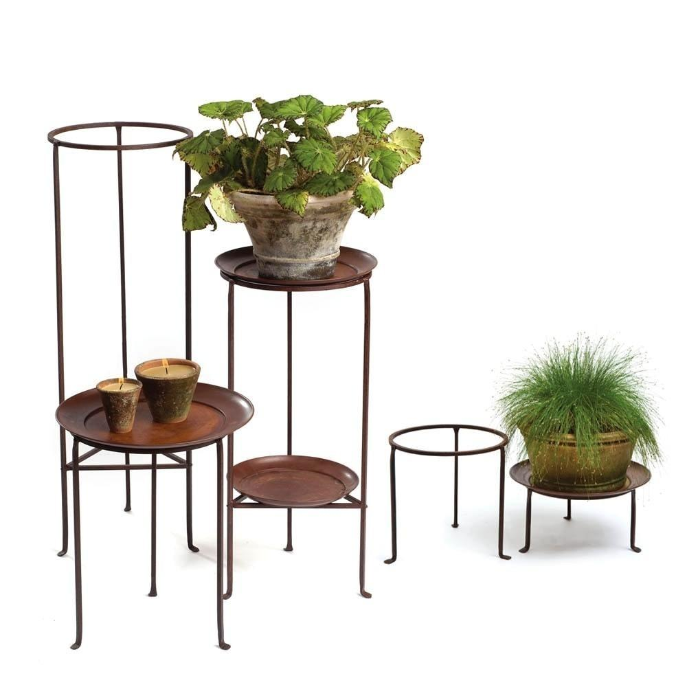 Clever Plant Stands Your House Plus Stand Trio