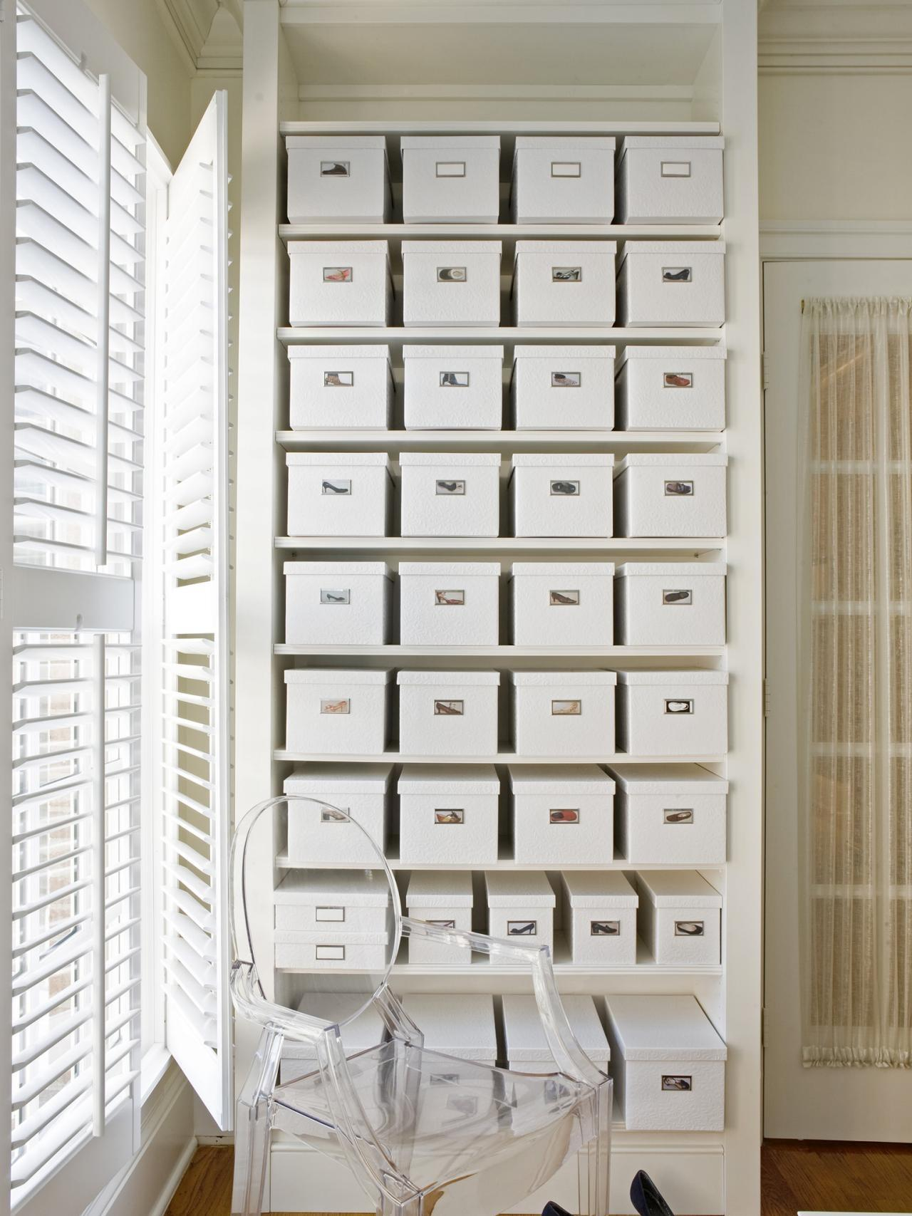 Clever Shoe Storage Tips Home Remodeling Ideas